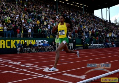 Can Rogers create more Hayward magic this week in Eugene?