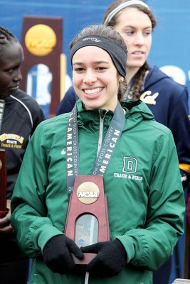 DAgostinossasfd third at NCAA XC in 2011 was a sign of bigger things to come