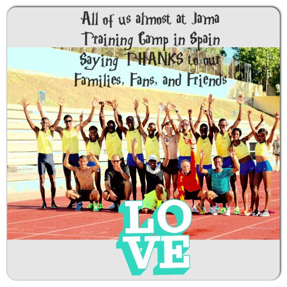 jamaathletes