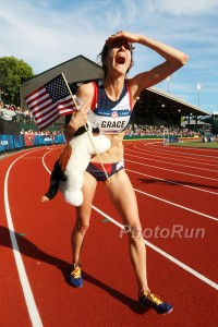 Kate Grace Olympic Trials Champion