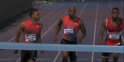 De Grasse Does the Glance