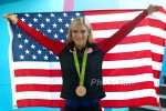 Emma Coburn Bronze Medal