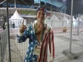 USA superfan Brent Folan