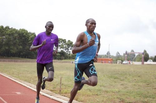 Kiptoo leads Kwemoi
