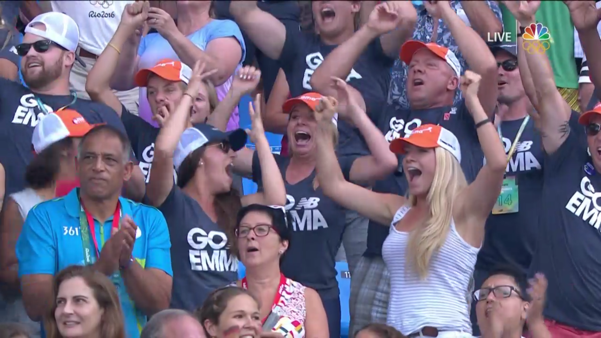 Emma's Fans