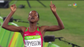 Faith-Kipyegon win gold 2016