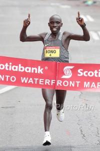 2016 Toronto Marathon
