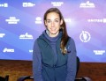 PHOTO: Molly Huddle in advance of the 2016 TCS NYC Marathon where she will make her marathon debut (photo by Chris Lotsbom for Race Results Weekly)