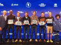 The U.S. men's elite field for the 2016 NYC Marathon