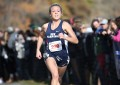 Elinor Purrier on Friday. Photo courtesy of  John Nepolitan and Dyestat.com.