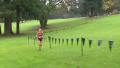 Brie Oakley destroyed the field early at NXN in December