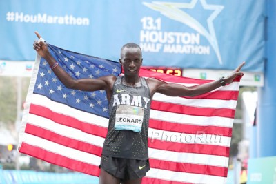 Korir has won four straight races to open 2017; if he wins a fifth, he'll become an American legend