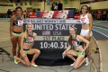 New World Record Distance Medley Team