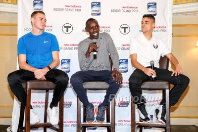 Chelimo and Centro will square off for the first time on Thursday