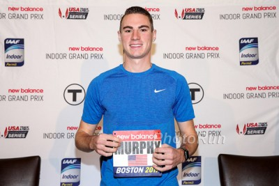 2017 New Balance Indoor Grand Prix Track and Field Press Conference