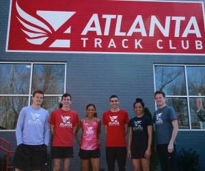 Left to right: Jim Rosa, Patrick Peterson, Carmen Graves, Rob Mullet, Megan Malasarte and Joe Rosa.