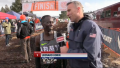 Korir after winning USAs on February 4