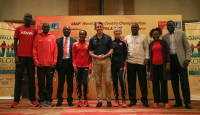 (Photo by Roger Sedres for IAAF)