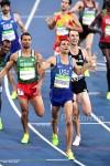 MAtt Centrowitz Wins Gold