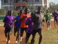 Kipchoge Training in Shoes