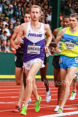 We need a photo of Kincaid from this year. This is from the Olympic Trials last year