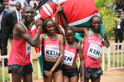 World XC Champs by Roger Sedres for IAAF