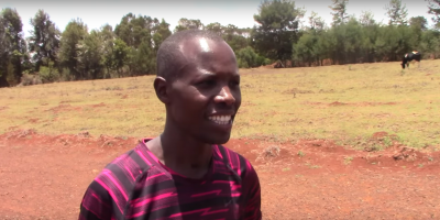 David Kutania Has a Dirt Track at His Farm