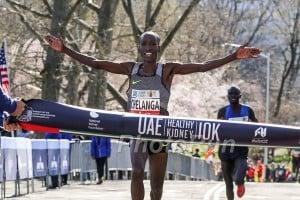 Chelanga Wins Healthy Kidney 10k