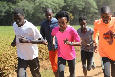 """Click for LRC Story: """"My Trip To A Possible Doping Camp In Kenya: What I Saw When I Spent A Day With Olympic Champion Jemima Sumgong"""""""