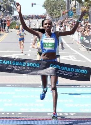 Viola Lagat. Photo courtesy of www.photorun.NET