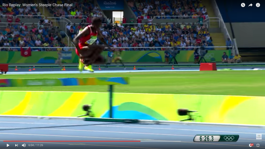 Jebet steeple form