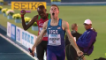Murphy at World Relays