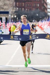 Ben Trues Wins BAA 5k in 13:20 to Set American Record