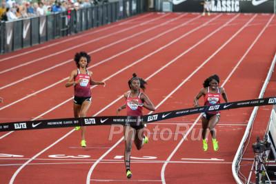 14 Year Old Tamari Davis Wins Pre
