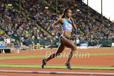 Dibaba All Alone