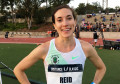Sheila Reid after winning the 1500m in 4:07.07 at the 2017 USATF Distance Classic in Los Angeles, on May 18 (photo by David Monti for Race Results Weekly)