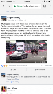 Lots of people have wondered how much the car helped