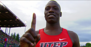 Emmanuel Korir was #1 at NCAAs. What about Worlds?