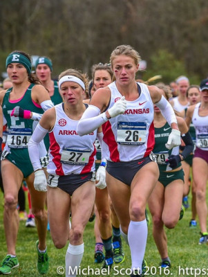 Arkansas season rests on whether Hiltz left and Haiss can translate their track performances to the grass