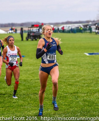 Chikotas was 15th at NCAAs last year, the best finish by a Penn State woman in 16 years