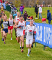 George may be the fastest-ever NCAA XC runner in a speedsuit