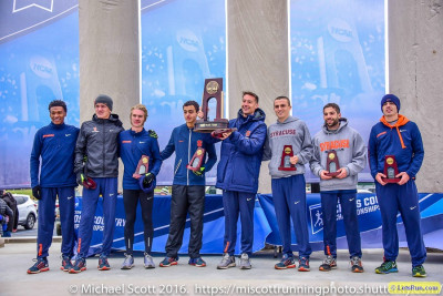 While it's nice to get a trophy, the men of Syracuse won't be truly satisfied unless they can claim another NCAA title