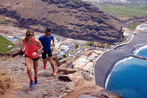 After Ryan's death, Alicia shifted her own running focus from roads to the mountains