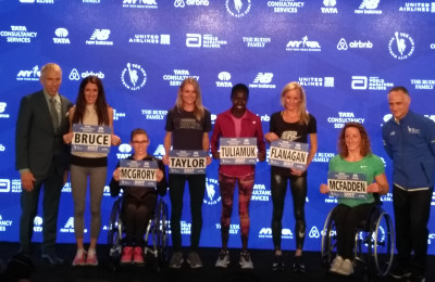 The U.S. elite field for the 2017 NYC Marathon