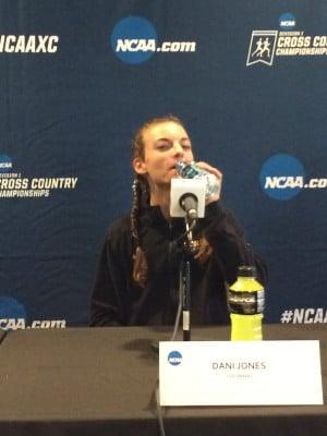 Colorado's Dani Jones