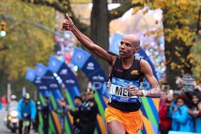 Meb in his final NYC