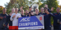 Syracuse has already won one title in Louisville this year -- its fifth straight ACC crown in October