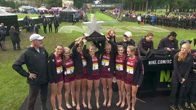 F-M lifting the trophy at NXN has become a familiar sight over the years