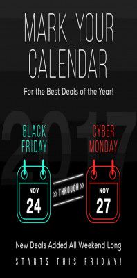 Get Ready for Huge Black Friday Sale on RunningWarehouse