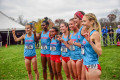 2017 New Mexico Women's Cross Country National Champions - photo by Mike Scott